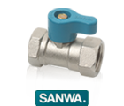Mini Ball Valve (FF)
