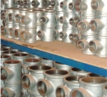 GALVANIZED STEEL FITTINGS FOR WATER SUPPLY