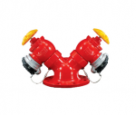 Y Fire Angle Valve