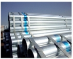 GALVANIZED STEEL PIPES (GSP) FOR WATER SUPPLY