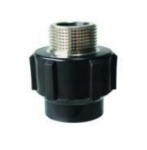 HDPE Fusion Brass Male Threaded Adaptor
