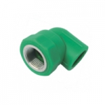 PP-R Brass Female Threaded Elbow 90o